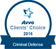 Avvo Clients' Choice - DUI